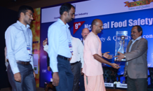 CII Food Safety Awards airing on Zee Business
