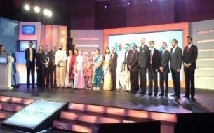 CNN-IBN and Infosys Felicitate Akshaya Patra