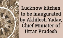 Lucknow kitchen inauguration!
