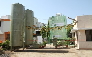 Vadodara Kitchen launches the BioUrja Plant